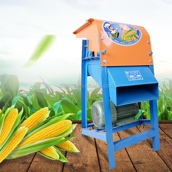 New design fresh corn peeling/sheller/peeler/shelling machine used