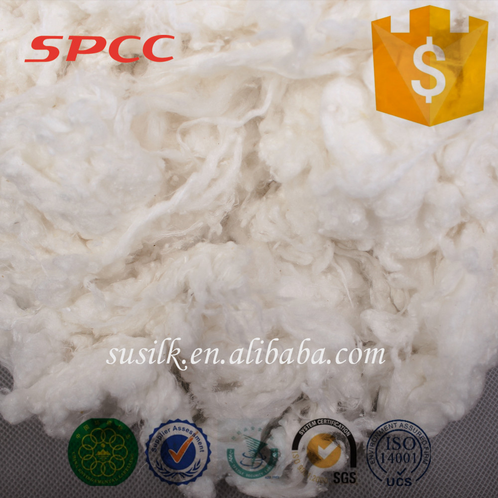 natural silk fibers made in china wholesale for bending