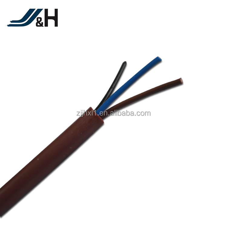 YGZ YGZP YGC YGCP High Temperature Multicore Silicone Cable