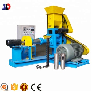 High Quality Animal Chicken Fish Feed Pellet making Machine Price