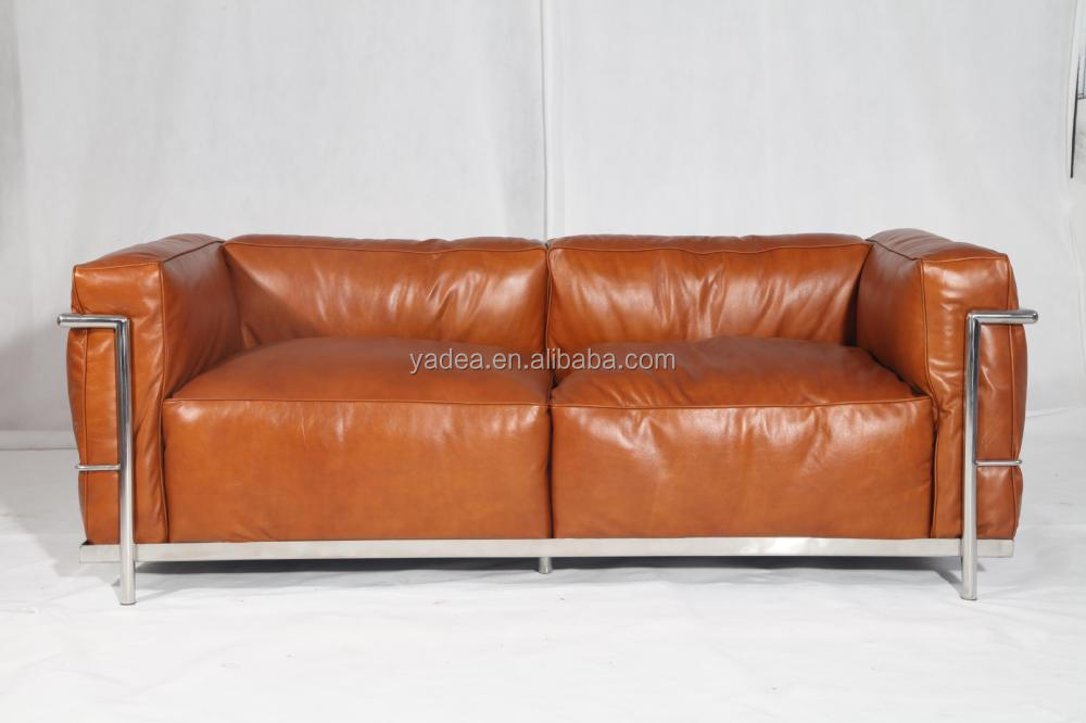 Replica Sofa Florence Knoll Sofa Replica Italian Leather Thesofa