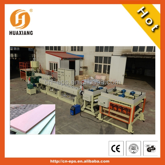 Low price xps foam board edge forming machine