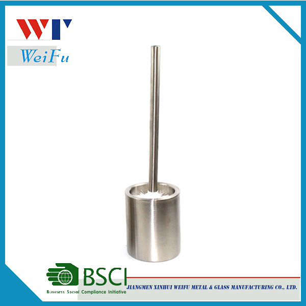 Stainless Steel Double Wall Toilet Brush / Cleaning Brush