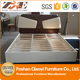 Wooden hydraulic storage bedroom / india design panel home furniture bed hydraulic lift storage bed