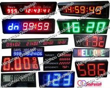 New design radio controlled digital clock with great price