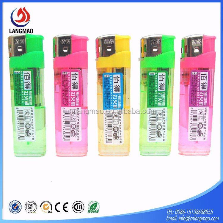 LM specialized in manufacturing disposable lighters,plastic adjustable lighter and other kinds of lighter