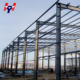 Prefabricated Warehouse Building Light Weight Steel Structure for Sale