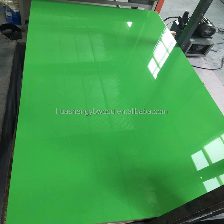 High Gloss UV mdf sheet for cabinet