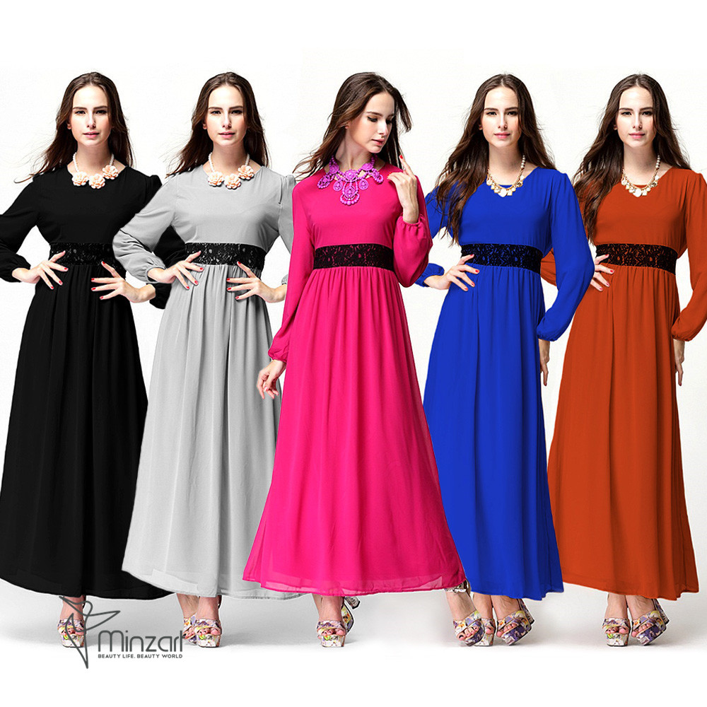 Minzart HSZMus0265 Butterfly lastest abaya designs for dubai women