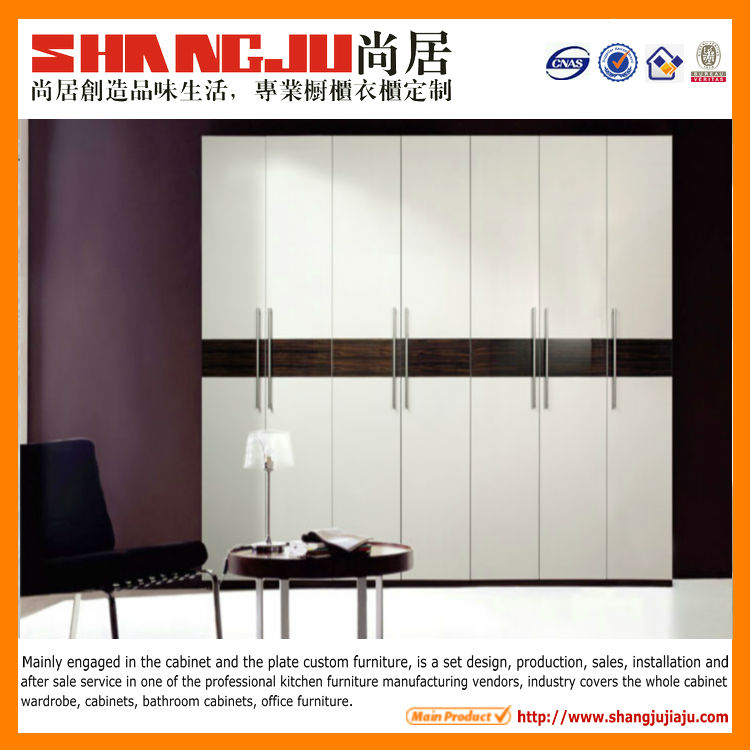 european style furniture wardrobe designs with long handle