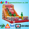hotselling attractive inflatable car slide for sale