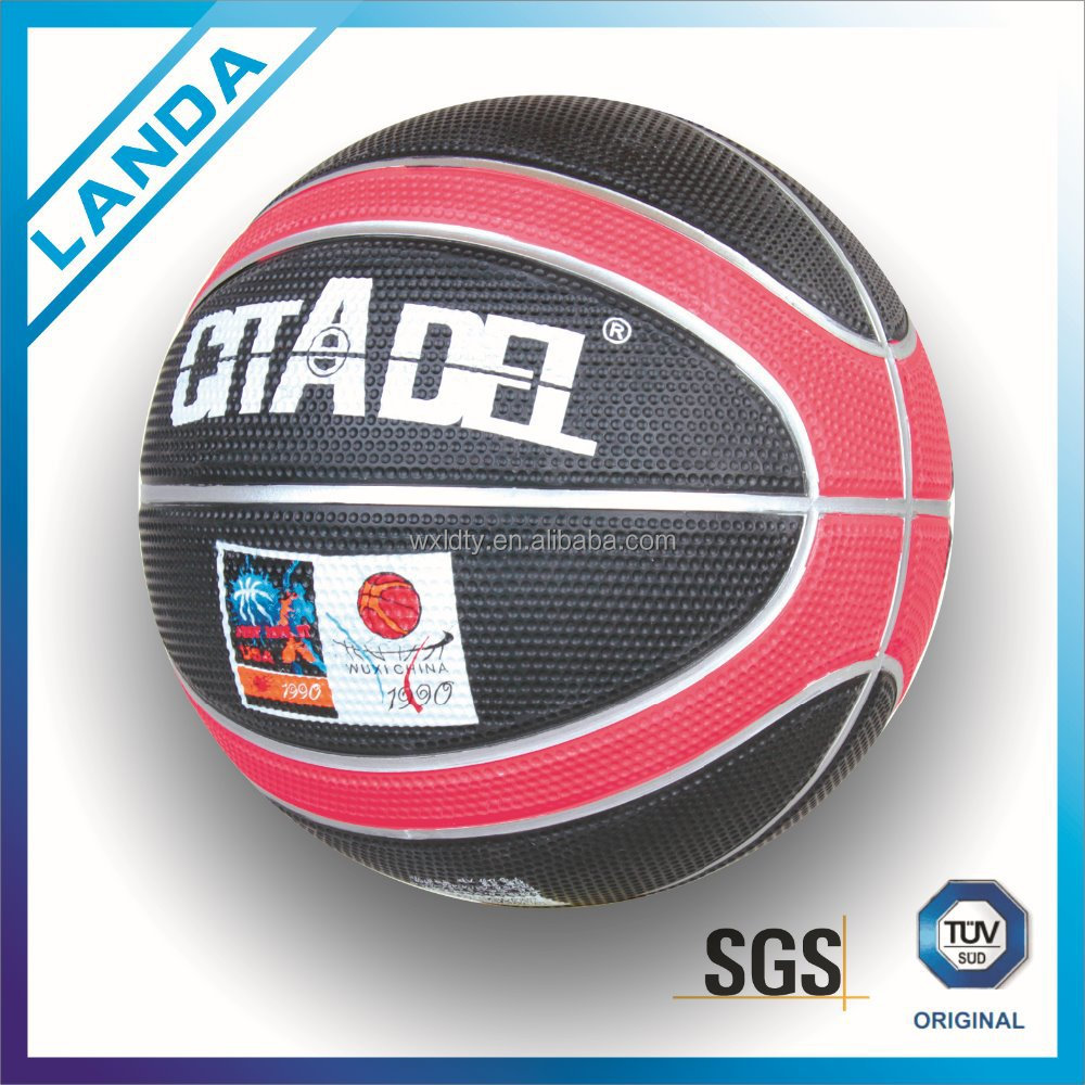 manufacturer size wholesale most popular 2015 rubber basketball weight for sale