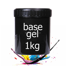 Base Coat Gel Nail Uv Gel 1 kg Polish Oem Manufacture China