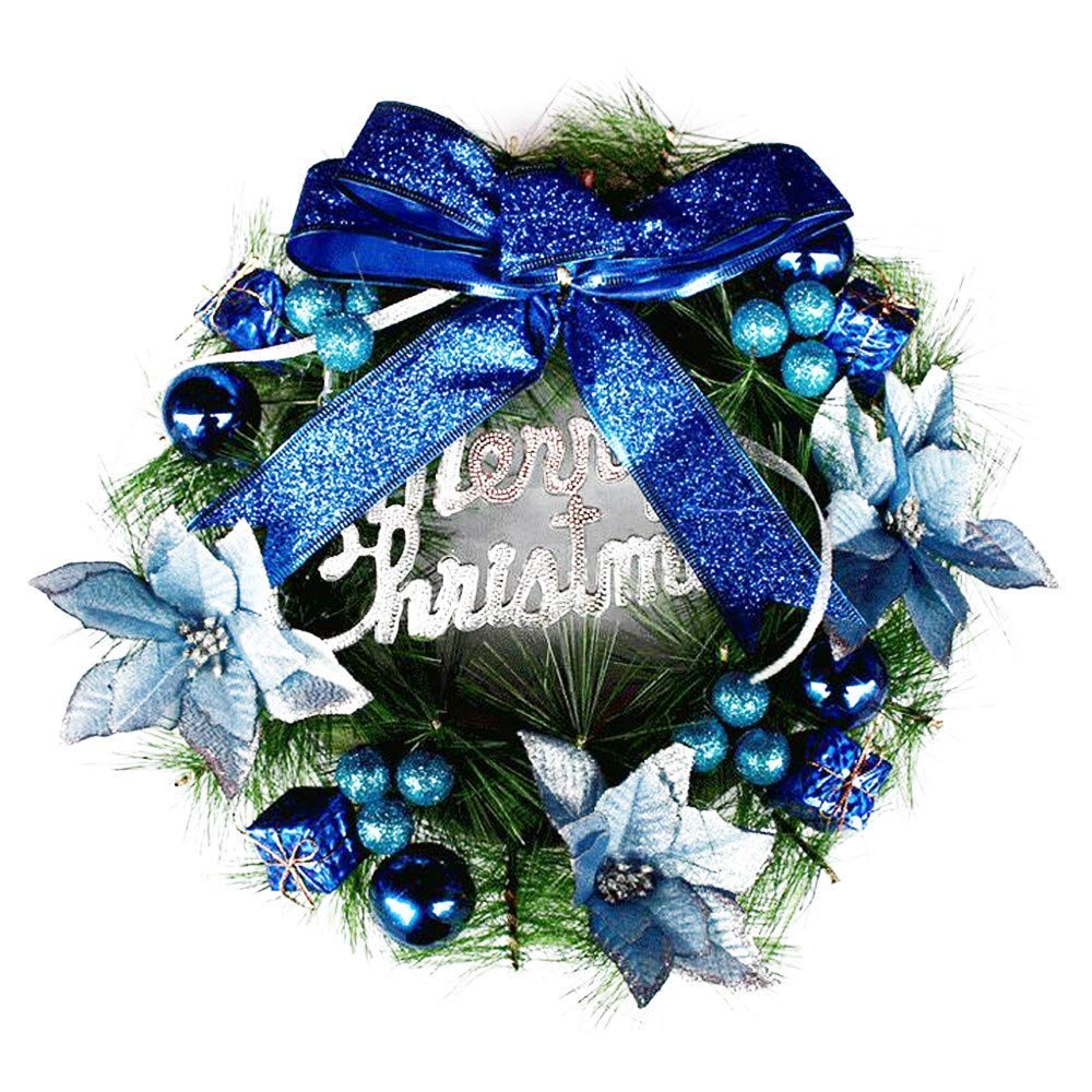 Cheap Blue Christmas Wreath Find Blue Christmas Wreath Deals On