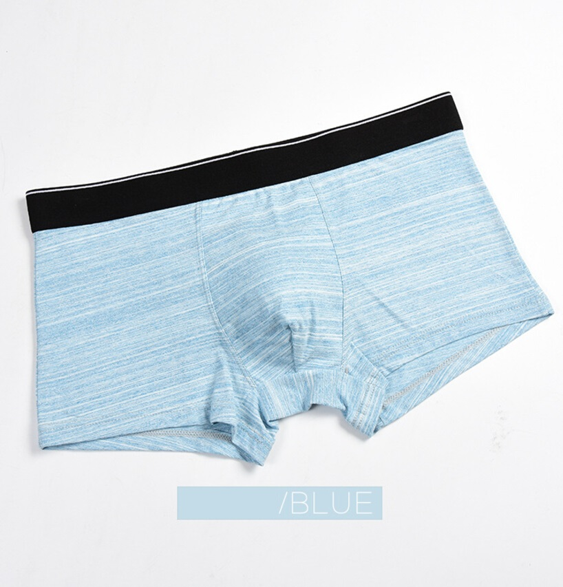 Custom Made Mens Underwear Boxer Briefs 100 Cotton Underpants