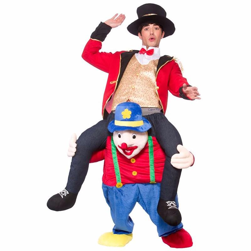 992e52a1adb Acheter The Nain Stuffed Ride On Me Stag Oktoberfest Costume De ...