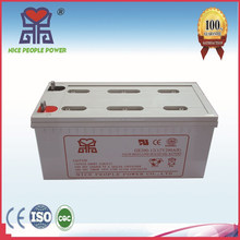 nife batterys 12v 120ah gel batteries with long time life