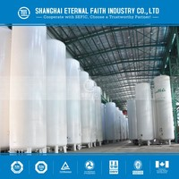 2016 LOX Storage Tank Container Price For Sale