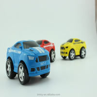 Friction Mustang Cars toy ,classical design 360 degreee rotating