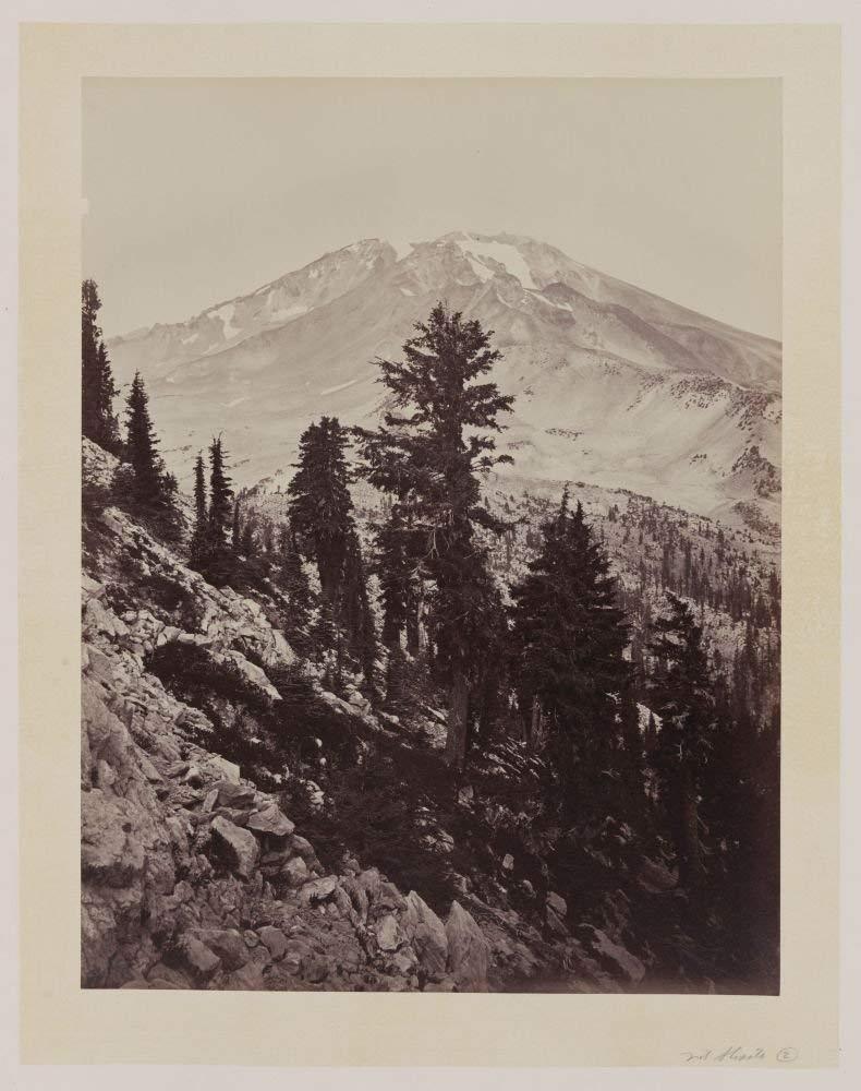 e8e605d534c Get Quotations · Historic Photos 1870 Photo Mt. Shasta