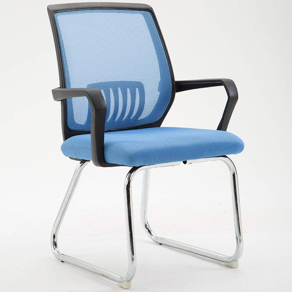 Office chair,Ergonomic executive task chair,Swivel Mid back Mesh Computer chair For staff Conference Student-E