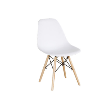Colorful modern design molded plastic chair with wood legs dining chairs  sc 1 st  Alibaba & Colorful Modern Design Molded Plastic Chair With Wood Legs Dining ...