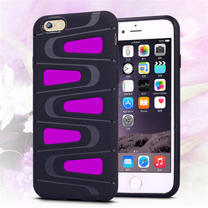 New Products Dual Layer Rugged Shockproof Picasso Cell Phone Case for iPhone 6/ 6s