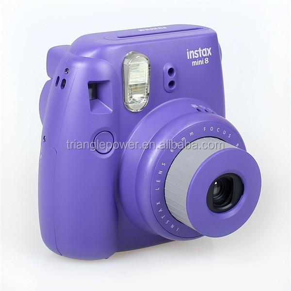 New Arrivel Fujifilm Instax Mini 8 Instant Camera Purple