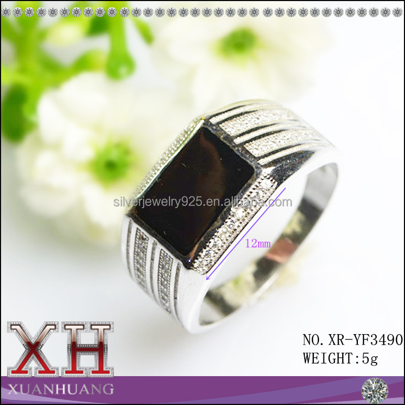 Newest Style Rhodium Plated 925 Sterling Silver Jewelry Wholesale ...