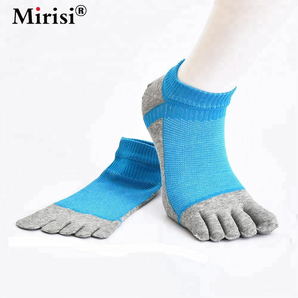 Hot Men Women Cotton Socks Foot Toes Alignment Stretch Tendon Relieve Ship ST