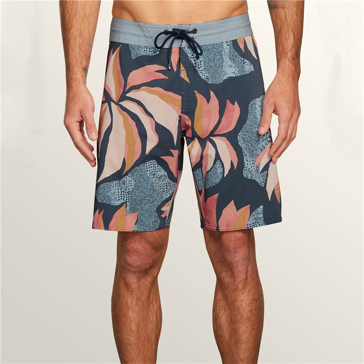 OEM 4 Way Stretch Boardshort Swim <strong>Trunks</strong> with Zipper
