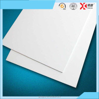 High glossy surface 25mm expanded pvc sheet