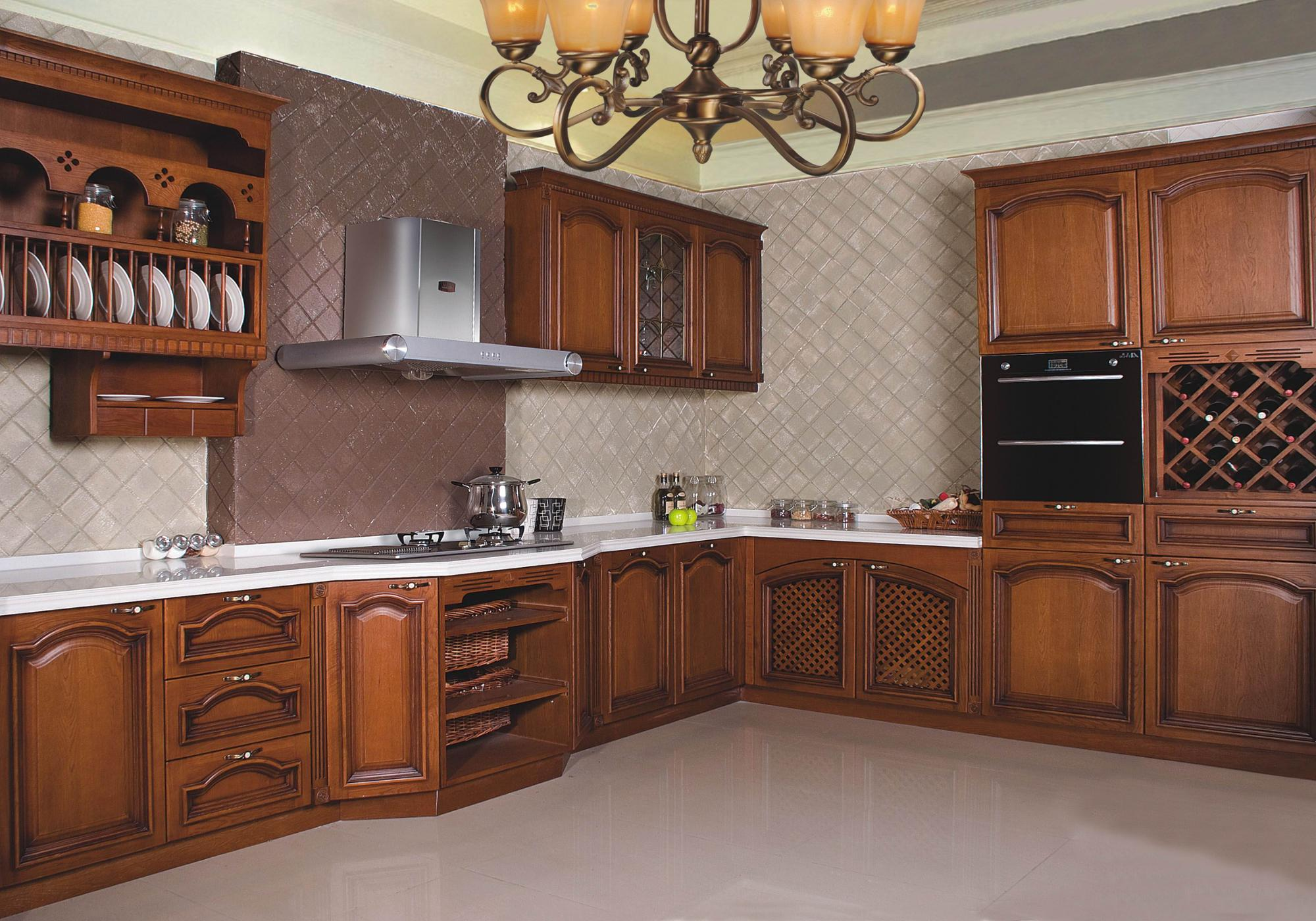 Used Cabinet Doors New Model Solid Wood American Kitchen ...
