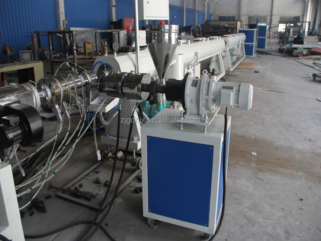 Plastic Processing Machinery for PE Pipe