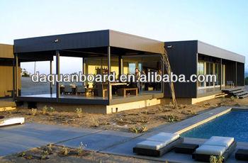 Waterproof fireproof casa prefabricada with high quality - Casas prefabricadas low cost ...