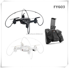 FY603 Latest rc quadcopter drone with HD Camera and Wifi