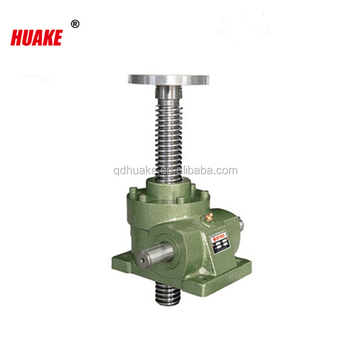 Swl Series Worm Screw Jack For Lifting Platform - Buy Screw Jack,Lifting  Platform,Worm Screw Jack Product on Alibaba com