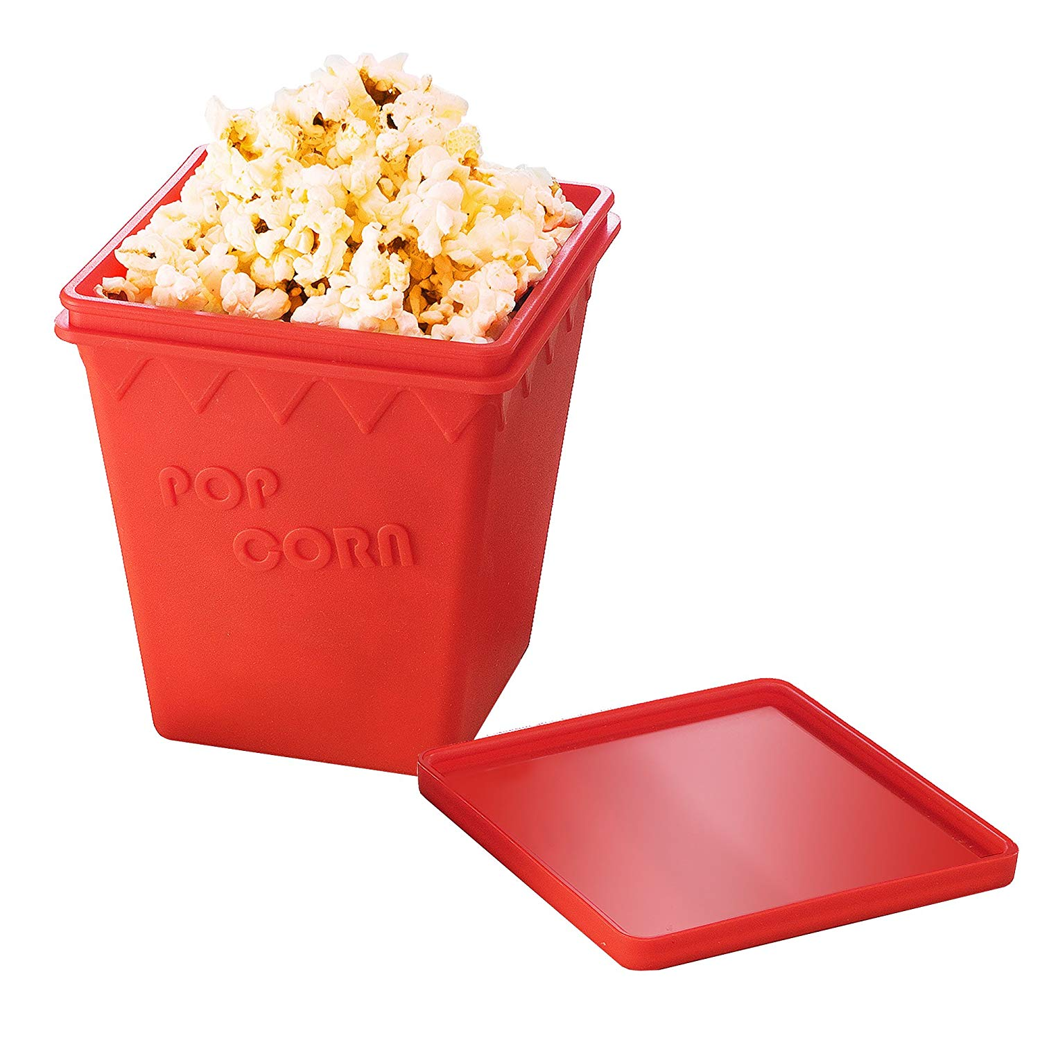 Foldable Microwave Silicone Popcorn Popper Maker