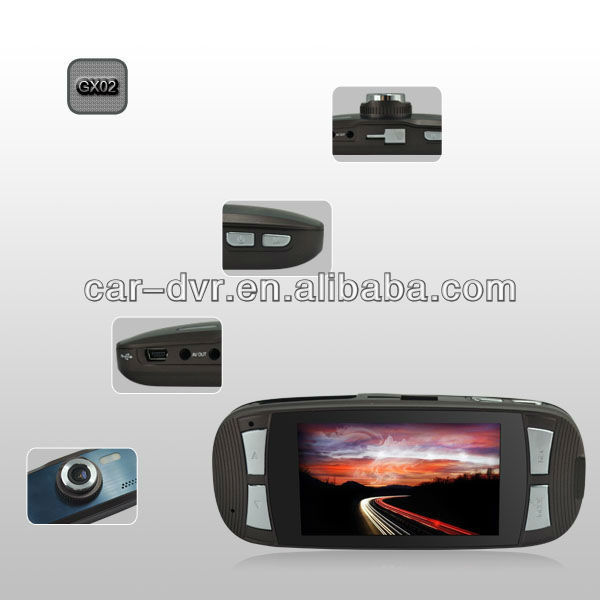 GPS G-sencor car DVR gps full hd car dvr