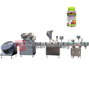 bottle filling line Pharmacy machinery counting machine tablet counter pharmaceutical blister packing machines