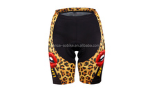 Cycling Development Women's Shorts Custom Bicycle Shorts Unique Design