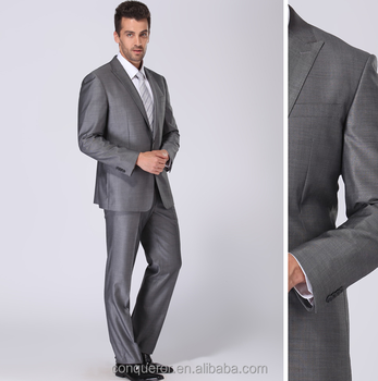 9e2f9f0723f Men's Bespoke/ Bulk Coat Pant New Design Anti-wrinkel Suit - Buy ...