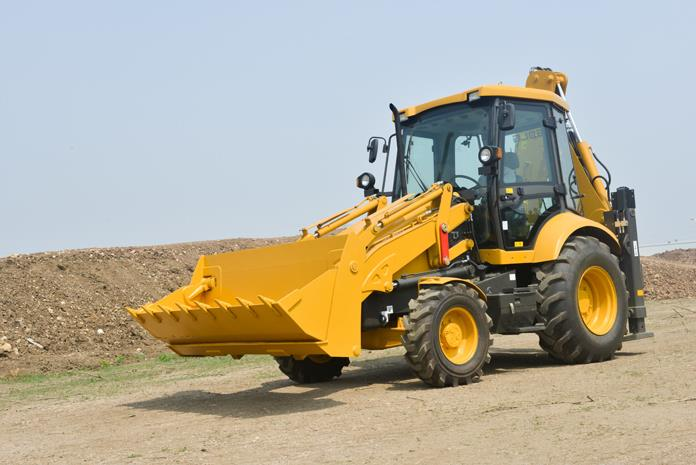 Reliable loader tractor backhoe B877 With high performance for sale