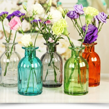 Alibaba & Colorful Murano Glass Vase Flower Glass Vase Crystal Glass Flower Vases For Wedding Table Centerpieces - Buy Glass VaseMurano Glass VaseGlass Flower ...