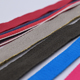High tenacity pure color twill weave 100% cotton tape
