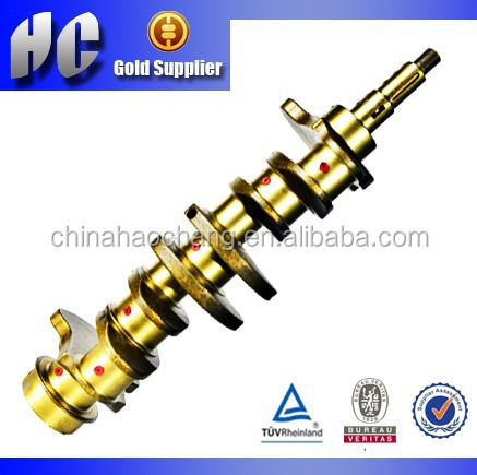 For Mitsubishi billet crankshaft 4D33