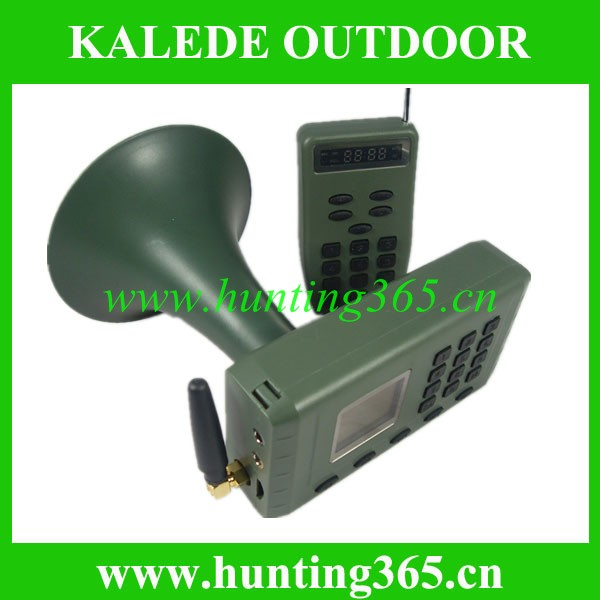 Duck and goose decoy mp3 player hunting equipment cp-380 bird caller quail sounds mp3