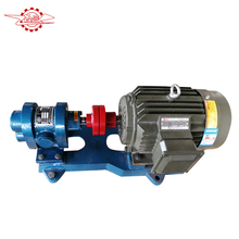 ZYB Hard-toothed Surface Residue Oil Gear Pump