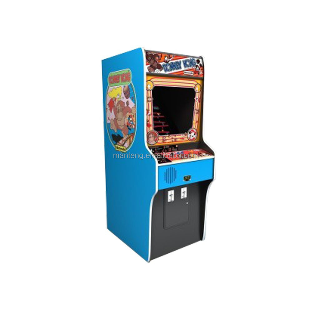 Ms Pacman Cabinet Classic Arcade Ms Pac Man Original Ms Pacman Video Game Buy