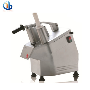 Small smart vegetable cutting machine 4 slicing blades cut fruit into four shapes